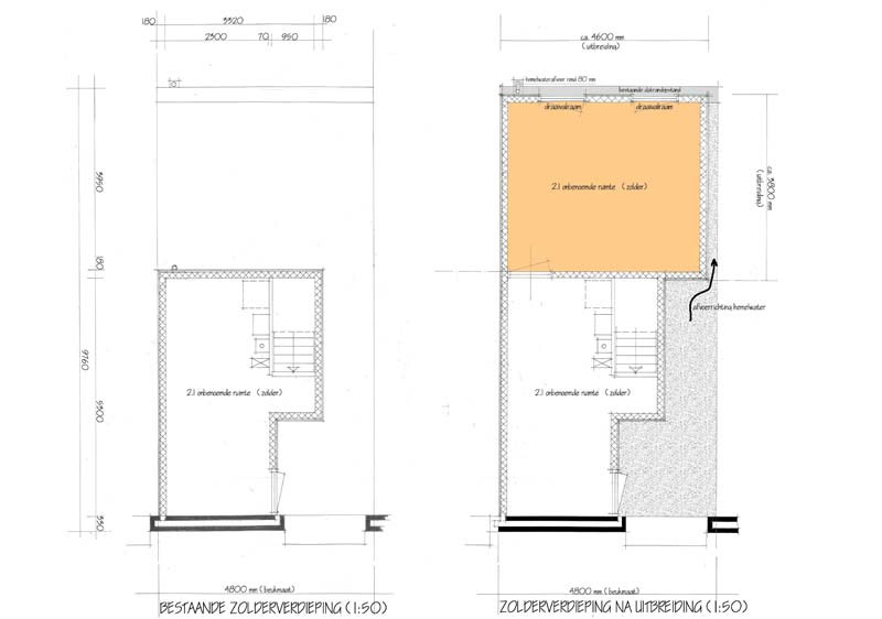3-vergroting-dakopbouw-plattegrond